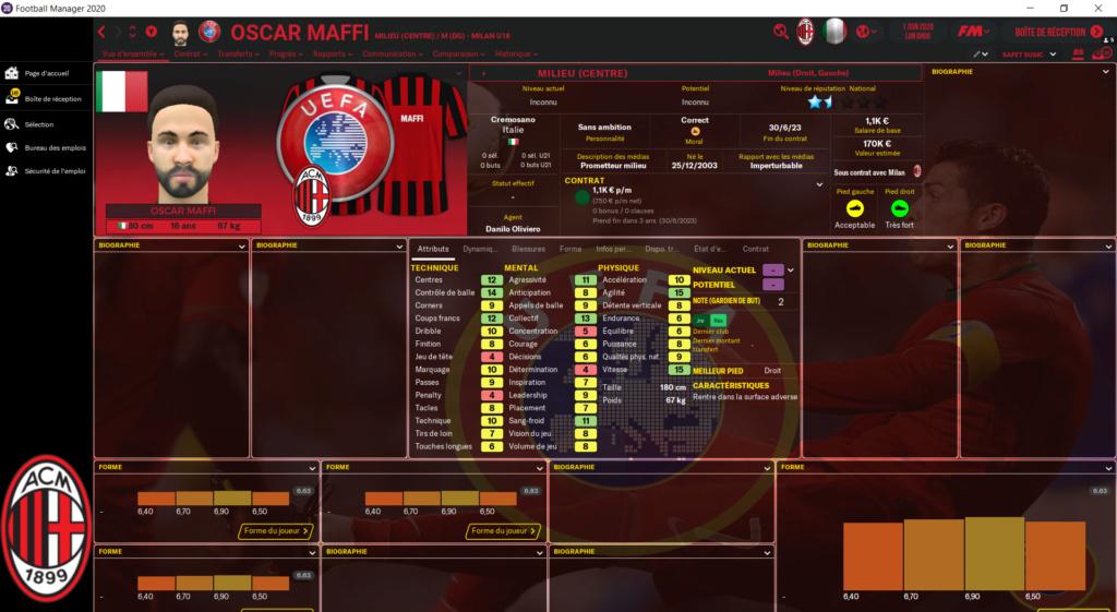 Agence Océane Footb182