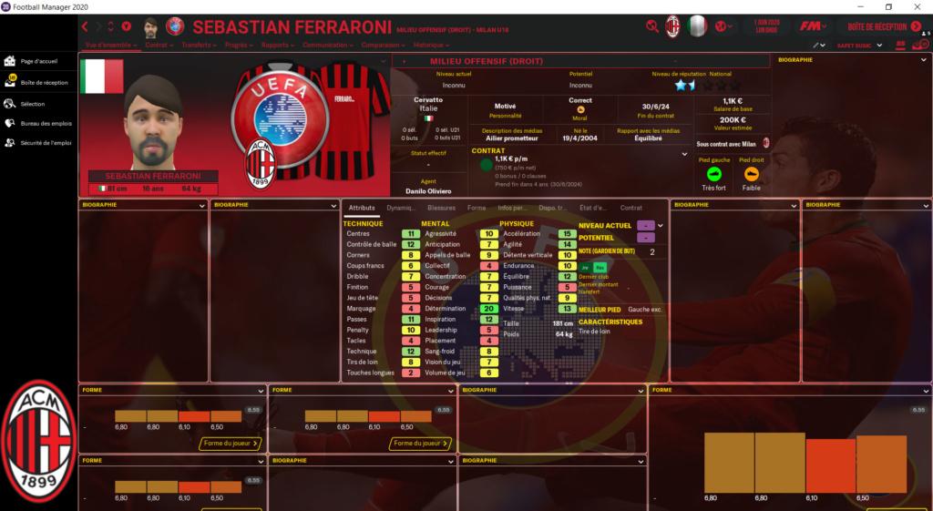 Agence Océane Footb183