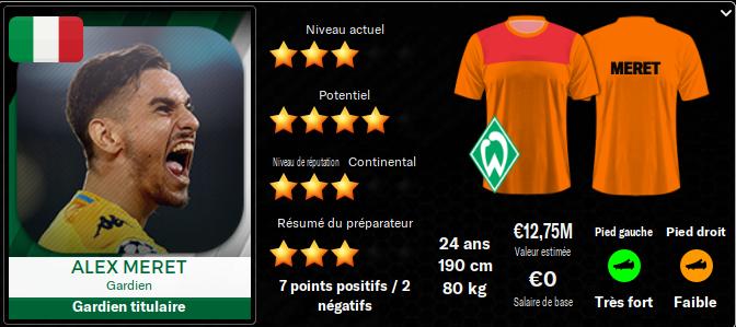 Werder Bremen Meret10