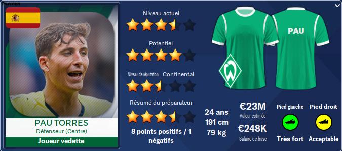 Werder Bremen Torres10