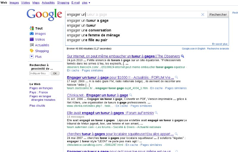 Le bistrot - Page 2 Google10