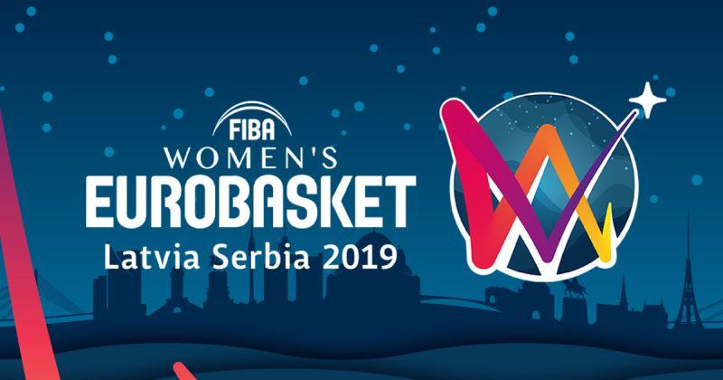 Eurobasket femenino 2019 - Semifinal - España-Serbia 00390