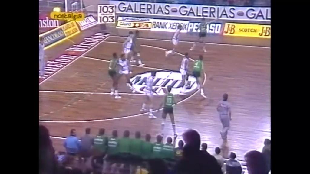 Copa del Rey 1986 - Final - R Madrid-Joventut 21652