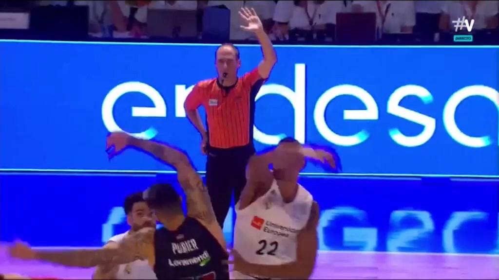 Supercopa ACB 2018-2019 Final - R Madrid-Baskonia 3125