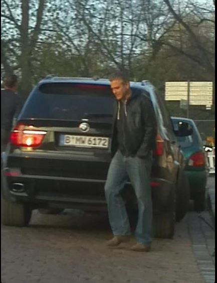 Photos and videos: George Clooney filming in Merseburg Cloone10
