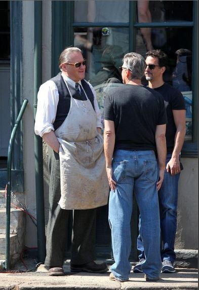 George Clooney filming in Rye  - Page 2 George13