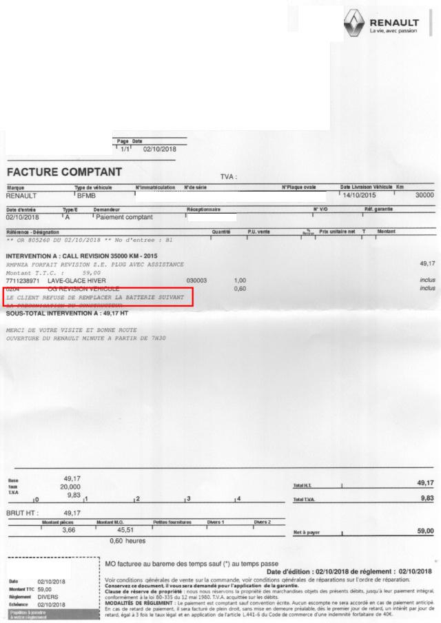 Forfaits révision A et révision B - Page 6 Factur11
