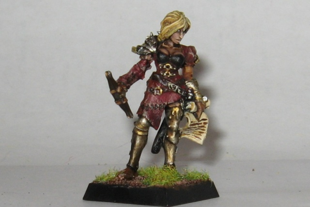 chaos - Assorted heroes from the Empire and Chaos Wastes - Page 3 Female13