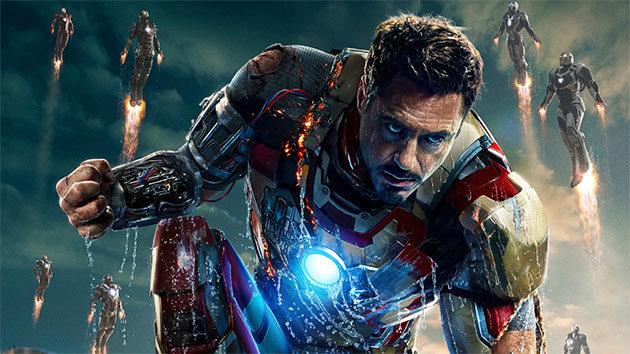 3 ème volet de l'incontournable Iron Man Ironma11