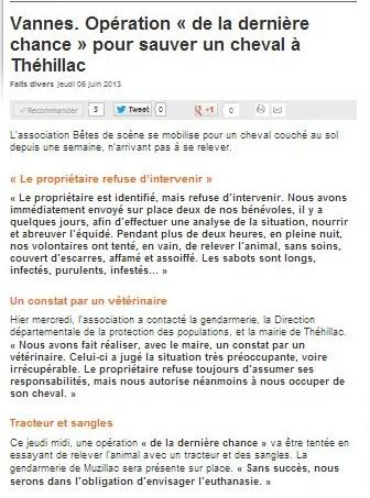 Ouest France - 6 juin 2013 Bds1011