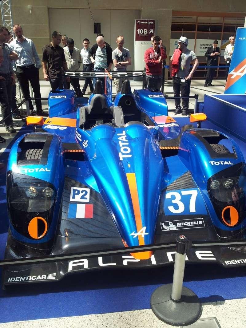 Alpine A450 : Le mans 2013  20130611