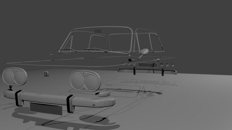 Une TT en 3D Evo2311