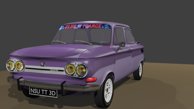 Une TT en 3D - Page 2 Evo9910