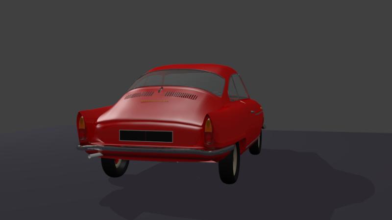 3D NSU coupé Prinz Prinz_11