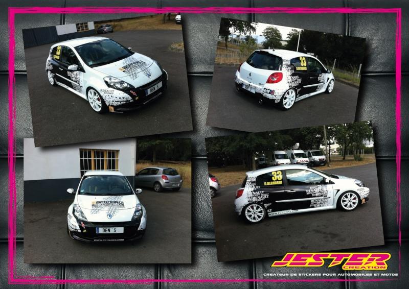 Vends Sticker Renault Replica - Stripping - et autres modeles  - Page 2 Clio_d10