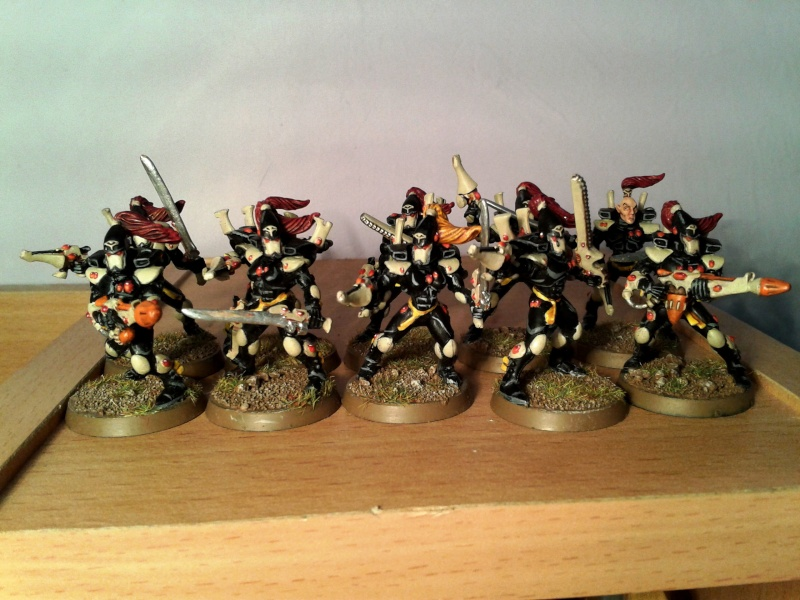 Eldur's Dark Eldar Army ---> NEW PICS, including CW Eldar (Ulthwé) Allies!! Eldars10