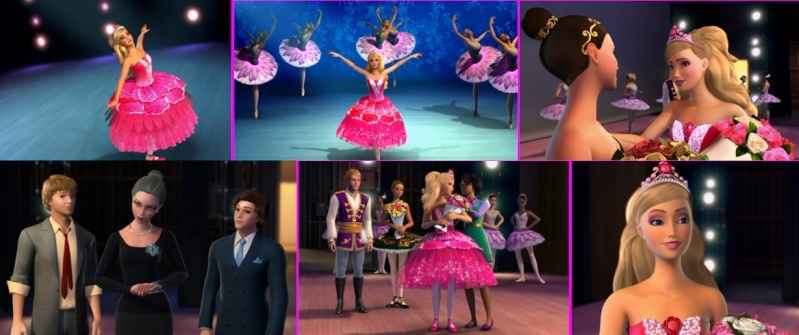 Barbie Rêve de danseuse étoile [2013] [F.Anim] 911