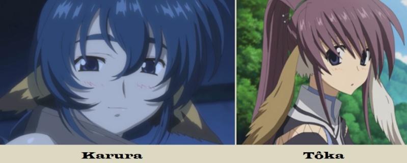 Utawarerumono – Le Chant des Rêves [2009-2010] [OAV] Karura10