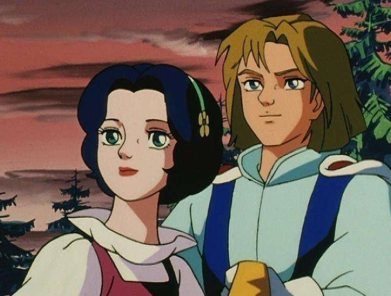 Richard et Blanche-Neige (La légende de Blanche-Neige) Richar10