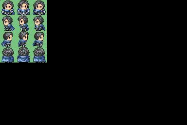 Chara de l'Edell + bonus icones magies Glenn10