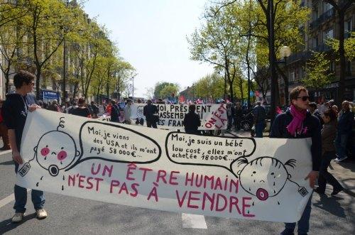 Mon reportage PHOTO de la MPT du 21 avril : 270 000 personnes ni frigides, ni barjots ! 110