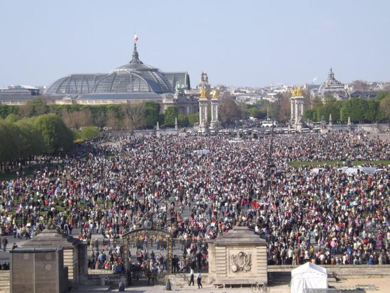 Mon reportage PHOTO de la MPT du 21 avril : 270 000 personnes ni frigides, ni barjots ! 410