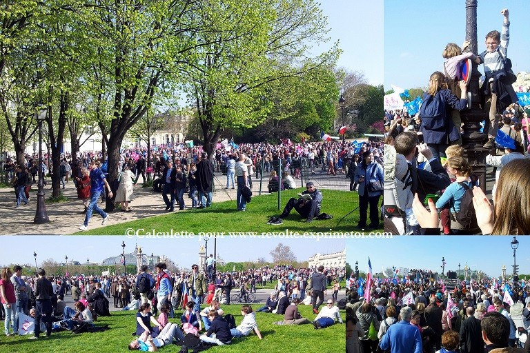 Mon reportage PHOTO de la MPT du 21 avril : 270 000 personnes ni frigides, ni barjots ! Arriva10