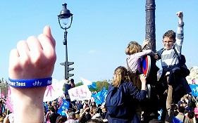 Mon reportage PHOTO de la MPT du 21 avril : 270 000 personnes ni frigides, ni barjots ! Place_11