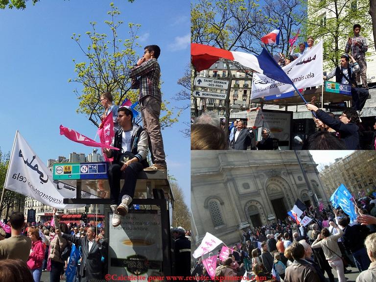 Mon reportage PHOTO de la MPT du 21 avril : 270 000 personnes ni frigides, ni barjots ! Religi10