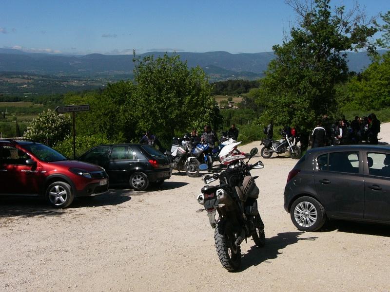 FLASHER PENDANT LE LUBERON TOUR Moto_r43