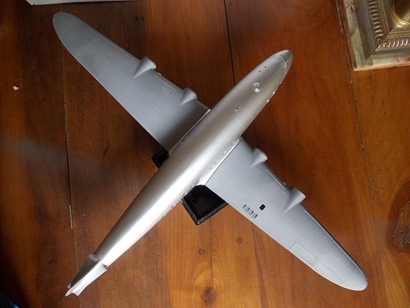 [Quentin] [Lockheed Constellation L-749] [échelle 1/72] - Page 2 Maj_2613