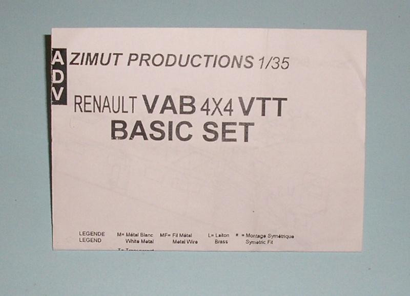 VAB-SML du 2° REI -Division DAGUET 1991 -[HELLER 1/35]  P1010014