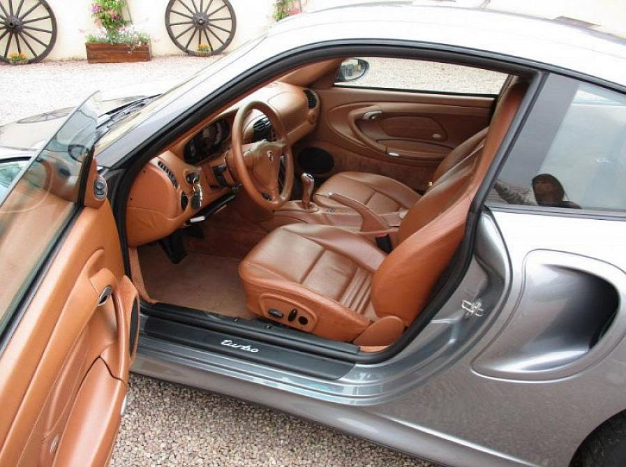 Vente 996 Turbo 2001 Image210