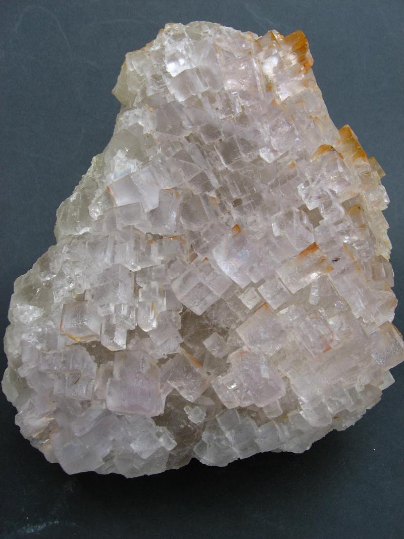 Fluorite mauve du Mexique 03410