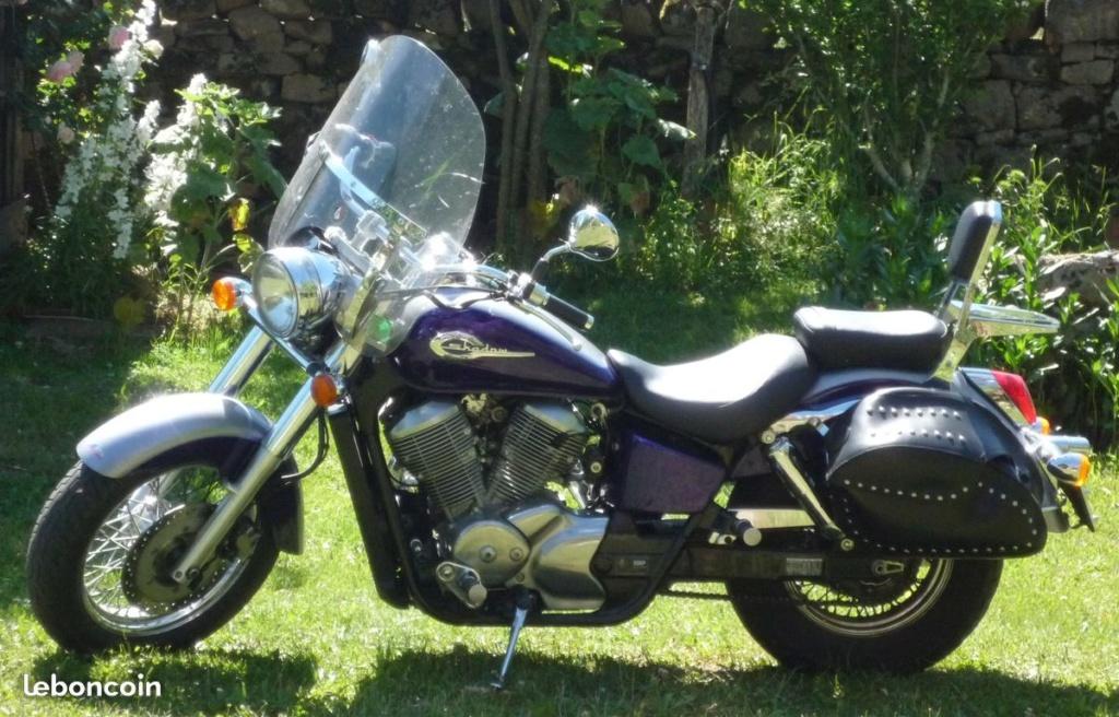 Shadow Ace 750 1999 : Nouvelle bête en transformation esthétique Annonc10