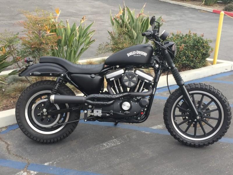 Shadow Ace 750 1999 : Nouvelle bête en transformation esthétique Harley10
