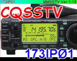 AMATEUR SSTV  Hist1012