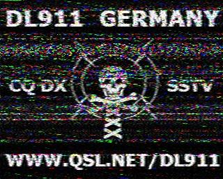 AMATEUR SSTV  Hist1015