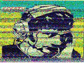AMATEUR SSTV  Hist1112