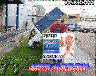 AMATEUR SSTV  Hist1113