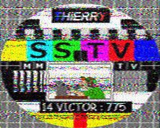 AMATEUR SSTV  Hist1114