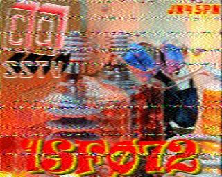 AMATEUR SSTV  Hist1115