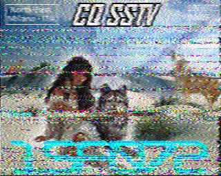 AMATEUR SSTV  Hist1211