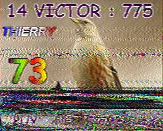 AMATEUR SSTV  Hist1213