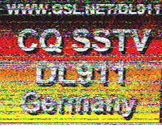 AMATEUR SSTV  Hist2110