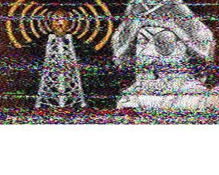 AMATEUR SSTV  Hist6710