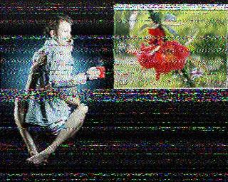 AMATEUR SSTV  Hist6910