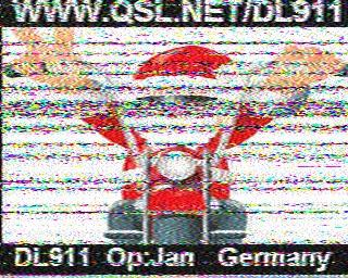 AMATEUR SSTV  Hist7610