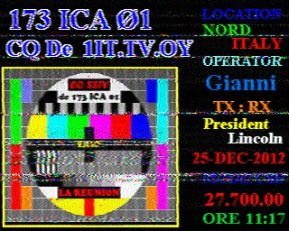 AMATEUR SSTV  Hist7810
