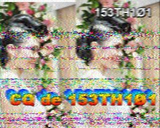 AMATEUR SSTV  Hist8910